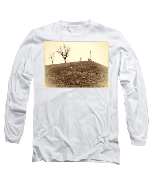 Long Sleeve T-Shirt featuring the photograph Federal Hill by Brian Wallace