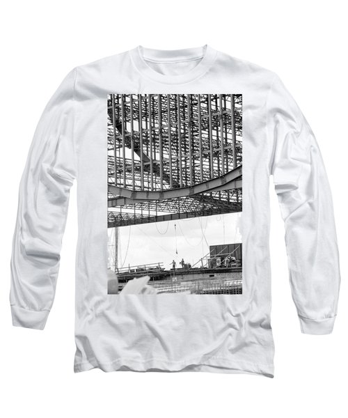 Federal Reserve Construction Long Sleeve T-Shirt