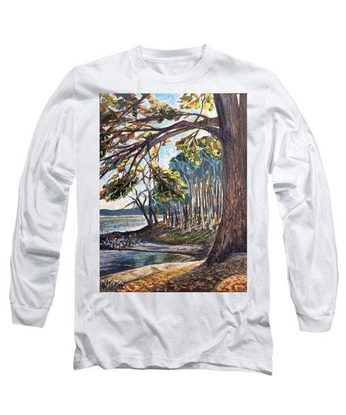 Feel The Breeze Long Sleeve T-Shirt