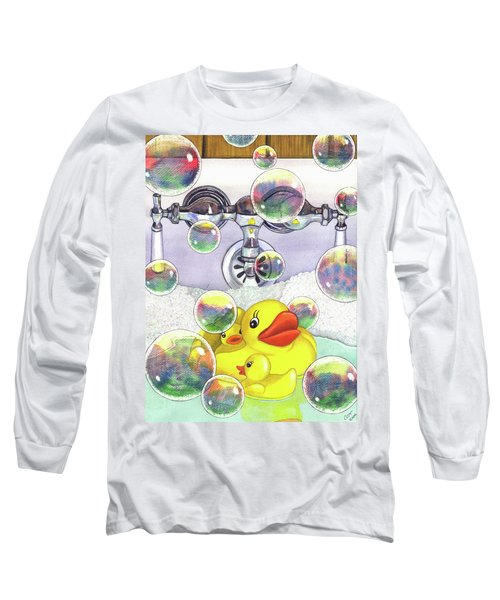 Feelin Ducky Long Sleeve T-Shirt