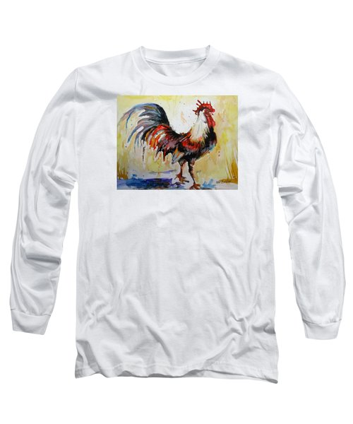 Feeling Cocky Long Sleeve T-Shirt