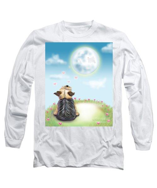 Feeling Love Long Sleeve T-Shirt by Catia Cho