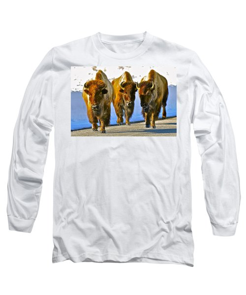 Feet Don't Fail Me Now #2 Long Sleeve T-Shirt