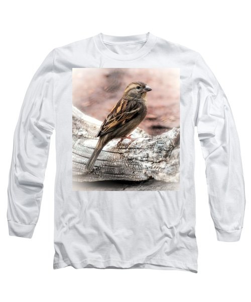 Female Sparrow Long Sleeve T-Shirt
