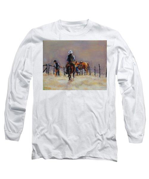 Fenceline Long Sleeve T-Shirt