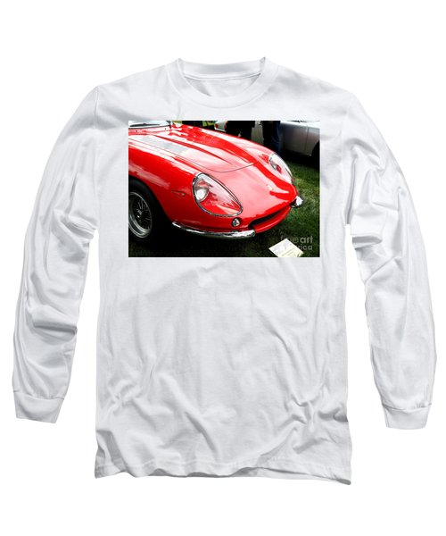 Ferrari 1 Long Sleeve T-Shirt