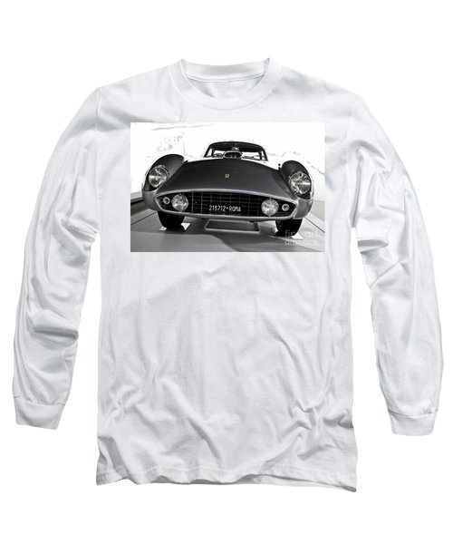 Ferrari Classic 2 Long Sleeve T-Shirt