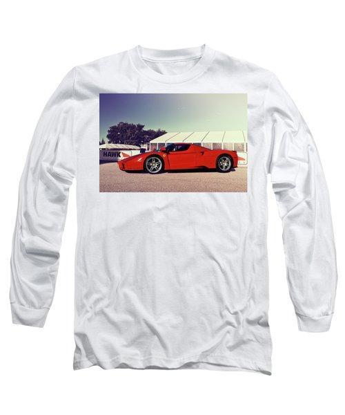 Ferrari Enzo Long Sleeve T-Shirt