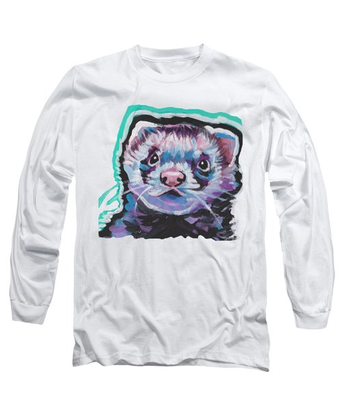 Ferret Fun Long Sleeve T-Shirt
