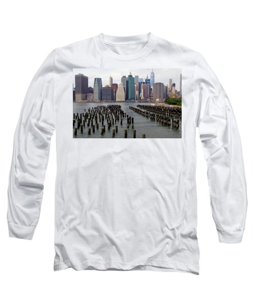 Ferry Hopping New York Long Sleeve T-Shirt