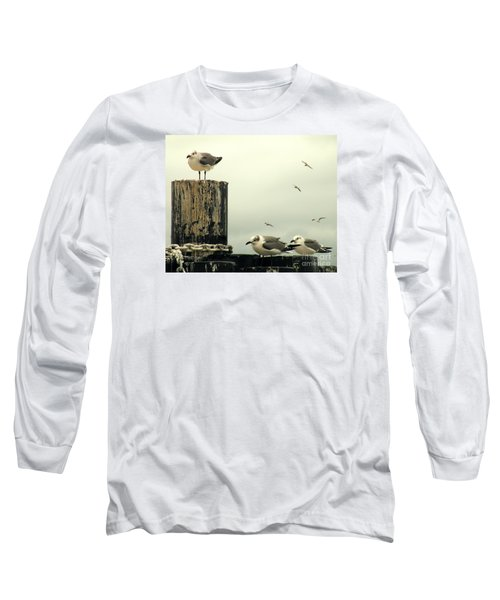 Ferry Hypnosis Long Sleeve T-Shirt