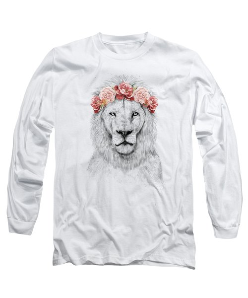 Festival Lion Long Sleeve T-Shirt