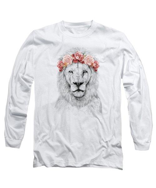 Festival Lion Long Sleeve T-Shirt