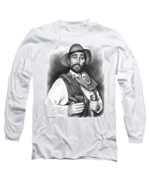 Festus Haggen Long Sleeve T-Shirt