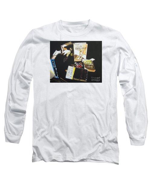 Fictitious Realism Long Sleeve T-Shirt by Stuart Engel