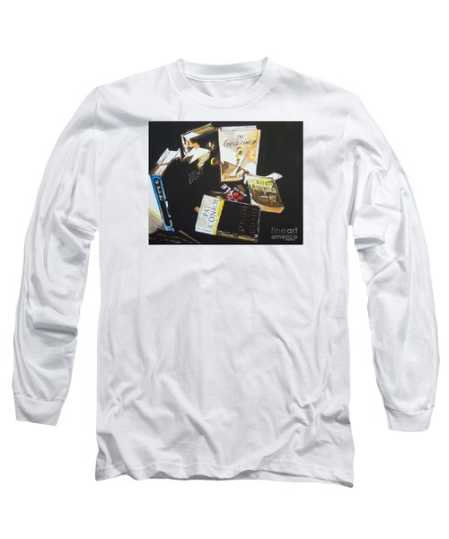 Fictitious Realism Long Sleeve T-Shirt