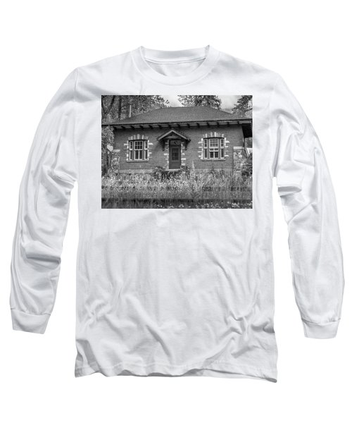 Field Telegraph Station Long Sleeve T-Shirt