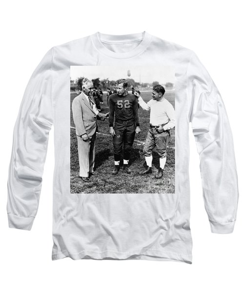Fielding Yost (1871-1946) Long Sleeve T-Shirt by Granger
