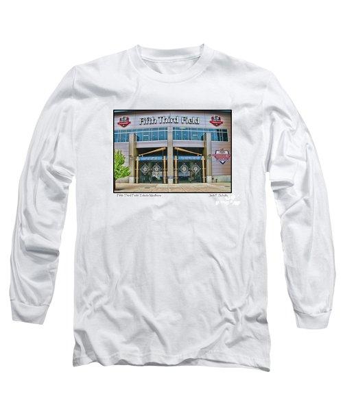 Fifth Third Field Toledo Mudhens Long Sleeve T-Shirt