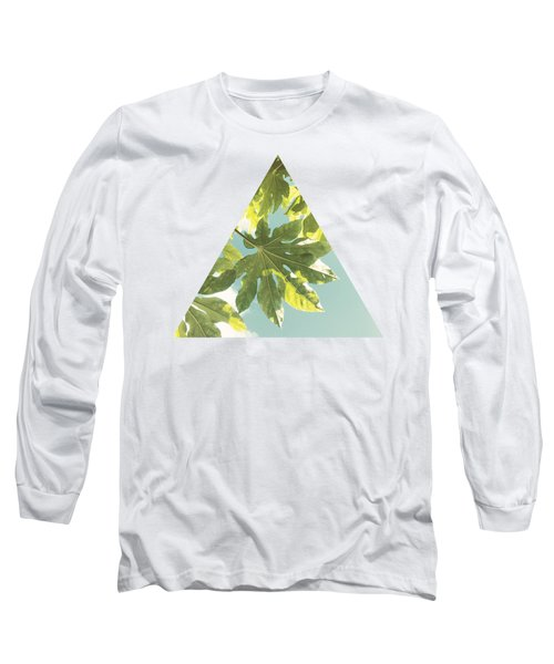 Fig Leaves Long Sleeve T-Shirt