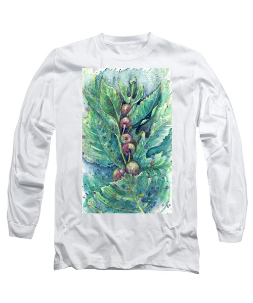Figful Tree Long Sleeve T-Shirt