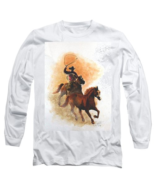 Fighting For Freedom Long Sleeve T-Shirt