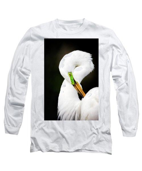 Figure 8 Long Sleeve T-Shirt