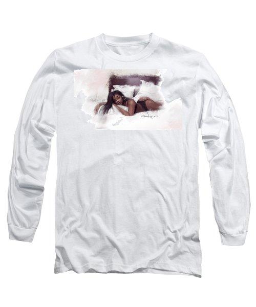 Figure Study 2 Long Sleeve T-Shirt