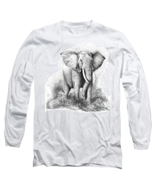 Final Warning Long Sleeve T-Shirt