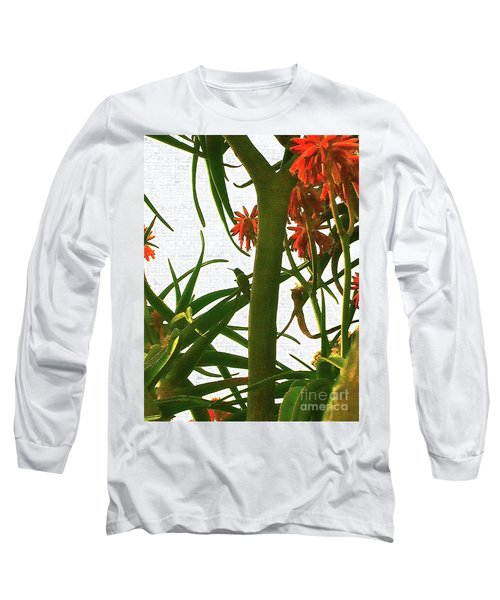 Finding Fortune Long Sleeve T-Shirt by Gem S Visionary