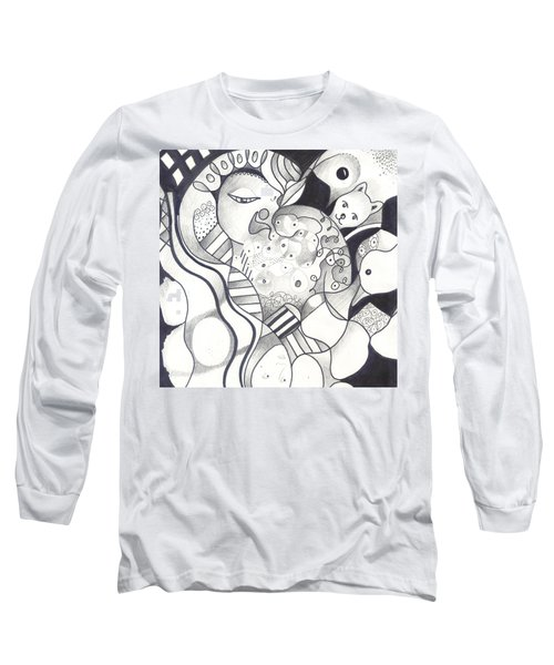 Finding The Goose That Laid The Egg Long Sleeve T-Shirt