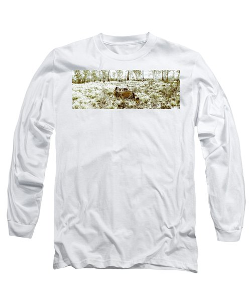 Fine Art Tasmania Bushland Long Sleeve T-Shirt