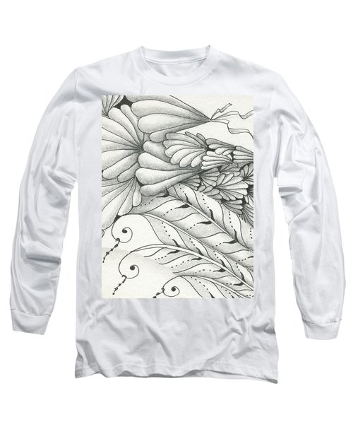 Finery Long Sleeve T-Shirt by Jan Steinle