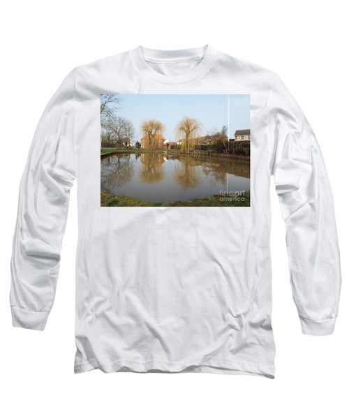 Finningley Pond Long Sleeve T-Shirt