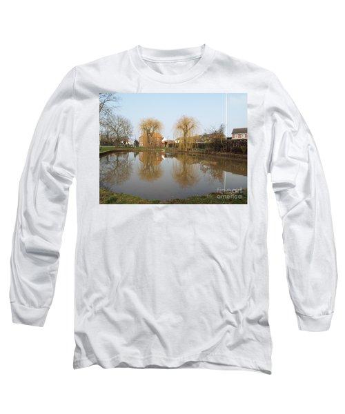 Finningley Pond Long Sleeve T-Shirt