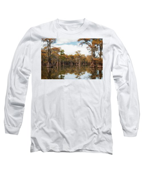 Fire Moss  Long Sleeve T-Shirt