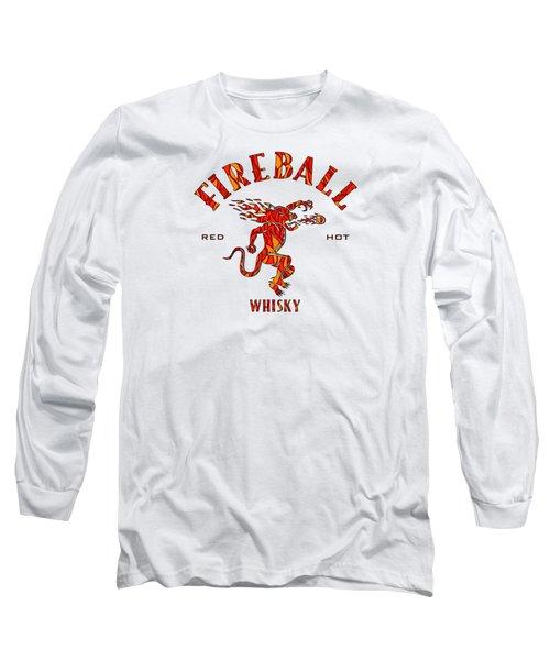 Fireball 1 Long Sleeve T-Shirt