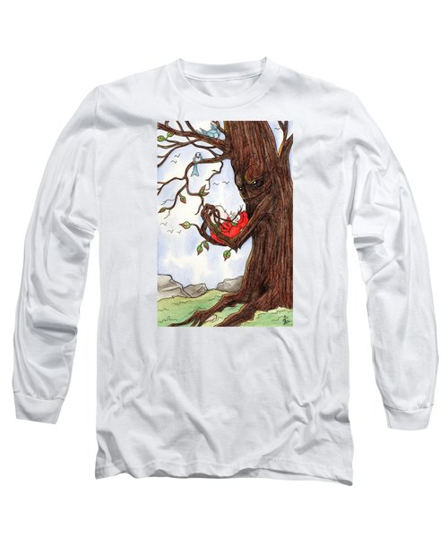 Firmly Rooted Long Sleeve T-Shirt