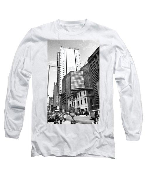 First Bank Marina Long Sleeve T-Shirt