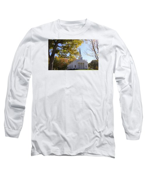 First Congregational Canterbury Long Sleeve T-Shirt