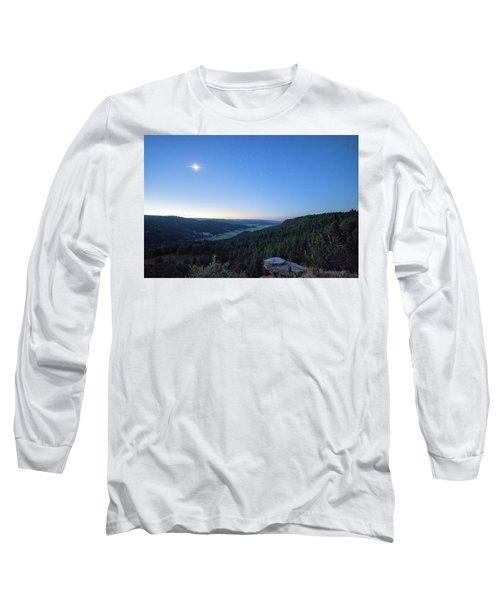 First Light At Salt Creek Long Sleeve T-Shirt