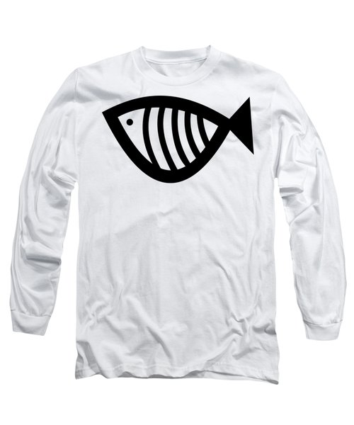 Fish 2  Long Sleeve T-Shirt