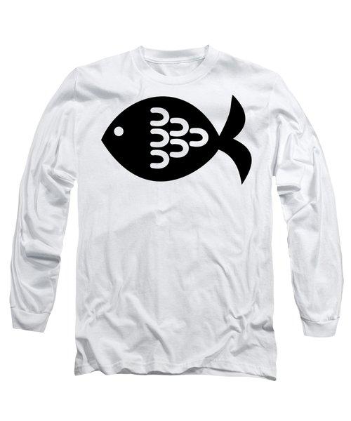 Fish 6 Transparent Long Sleeve T-Shirt