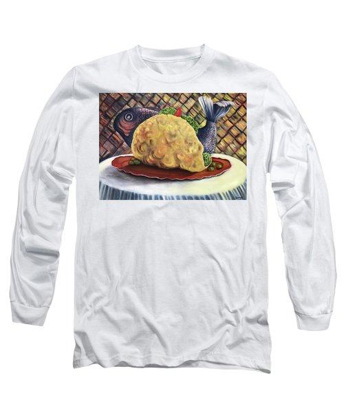 Fish Taco Long Sleeve T-Shirt