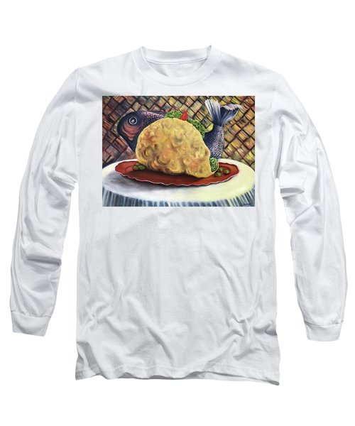 Fish Taco Long Sleeve T-Shirt