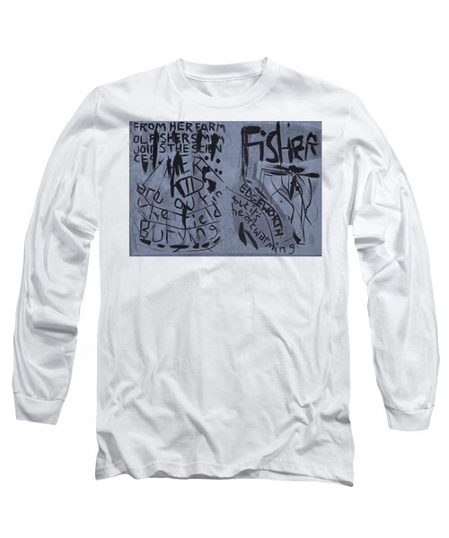 Fisher Covers Unmasked Long Sleeve T-Shirt