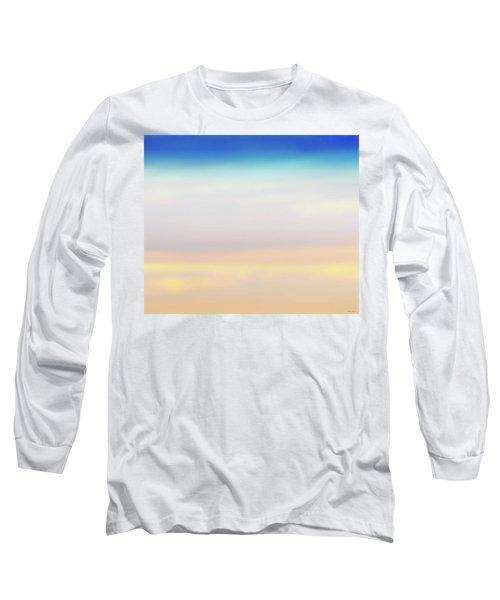 Fishers Sky Long Sleeve T-Shirt by Glenn Gemmell
