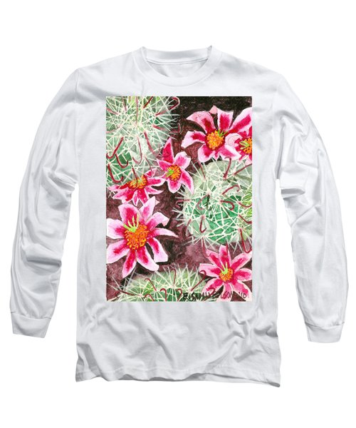 Fishhook Beauty Long Sleeve T-Shirt