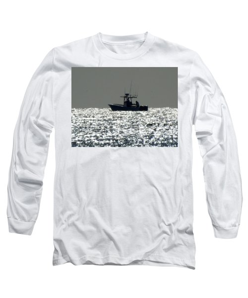 Fishing In Sanibel Long Sleeve T-Shirt