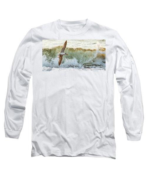 Fishing The Surf Long Sleeve T-Shirt